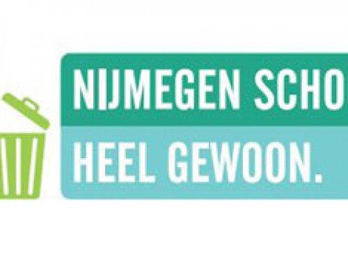 Nijmegen schoon, heel gewoon.' van start!
