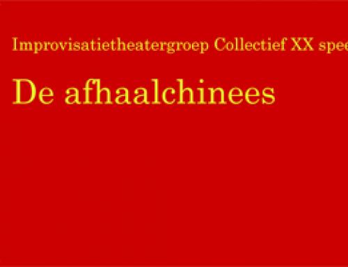 30 juni – Improvisatietheatergroep Collectief XX speelt De afhaalchinees