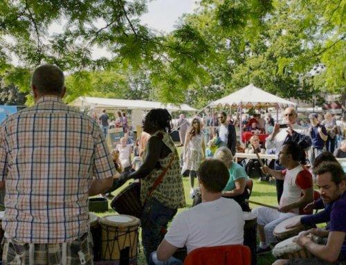 17 Juni Afrikafestival in het Thiemepark