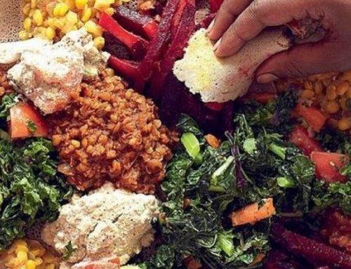Vrijdag 5 juli: Ethiopisch diner in de Thiemeloods.